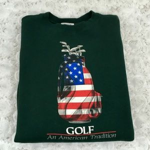 Vintage | Golf An American Tradition Sweatshirt